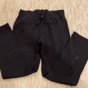 NWOT Lululemon City pant? Size 6 - black